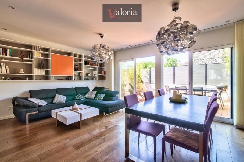Sale house / villa Les pavillons sous bois 439000€ - Picture 2