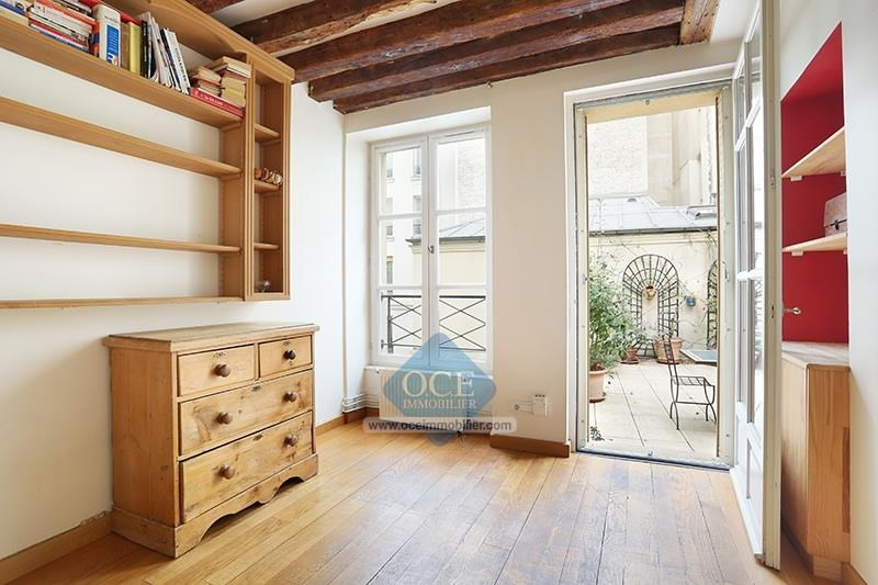Vente de prestige appartement Paris 5ème 995 000€ - Photo 4