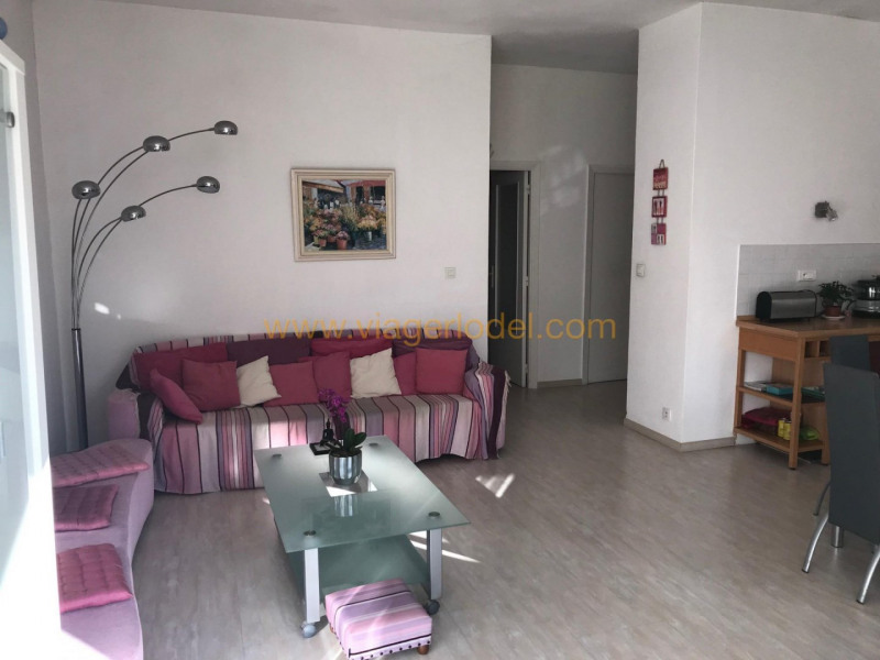 Lijfrente  appartement Nice 125000€ - Foto 10
