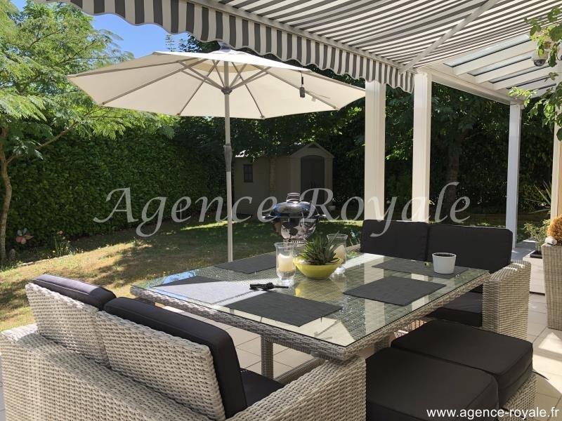 Sale house / villa Orgeval 630000€ - Picture 2