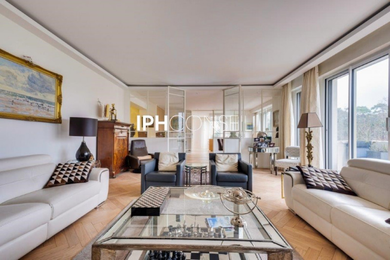 Deluxe sale apartment Neuilly-sur-seine 2490000€ - Picture 10