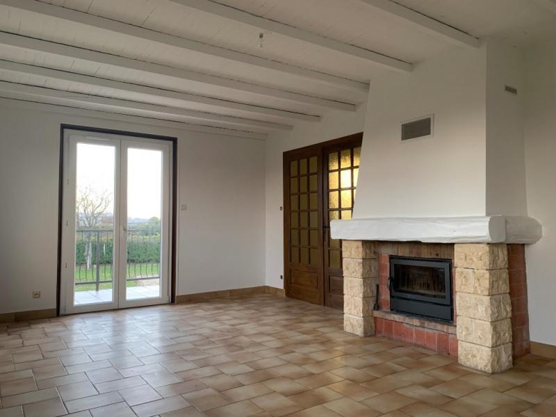 Rental house / villa La tour du pin 910€ CC - Picture 1