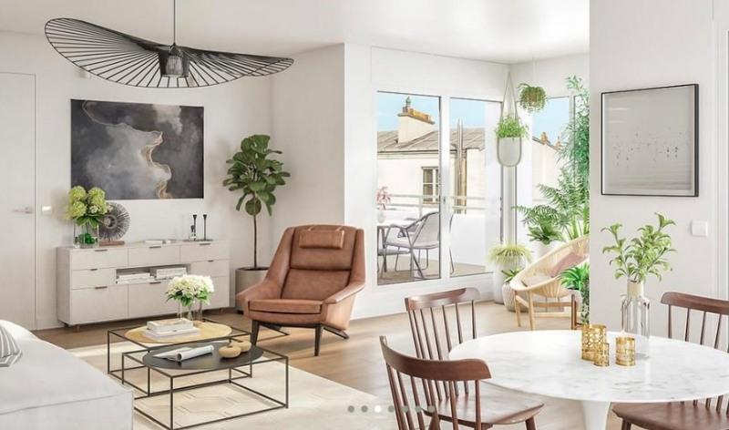 Vente appartement Romainville 240000€ - Photo 2