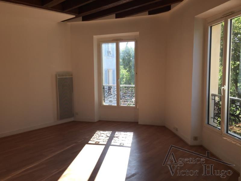 Rental apartment Rueil malmaison 1650€ CC - Picture 2