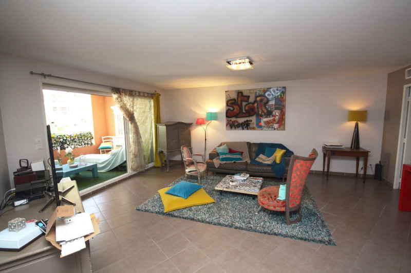 Vente appartement Juan-les-pins 375 000€ - Photo 2