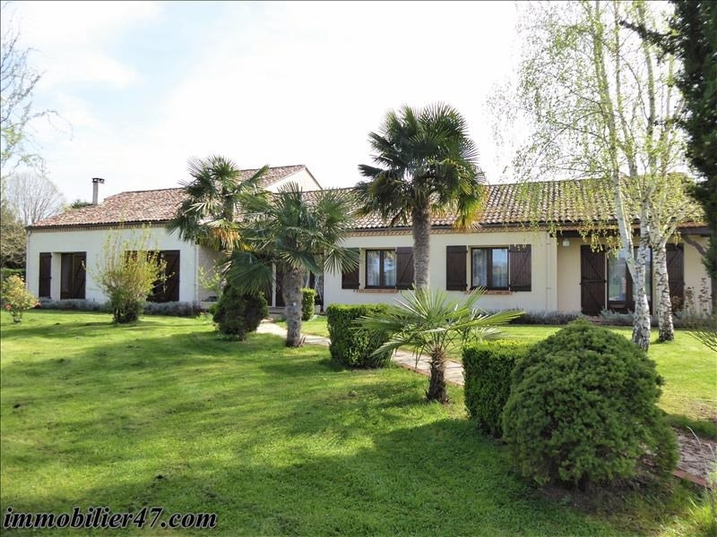 Vente maison / villa Castelmoron sur lot 349 000€ - Photo 1