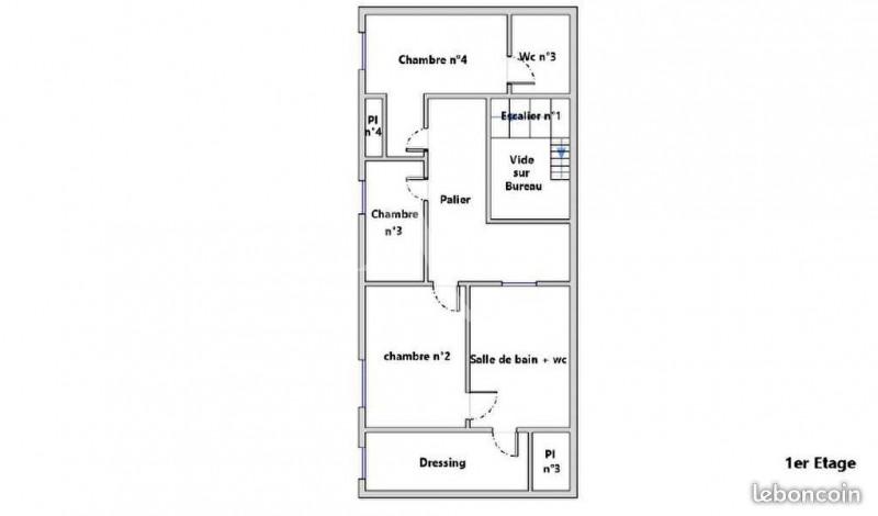 Sale house / villa Trilport 430000€ - Picture 9