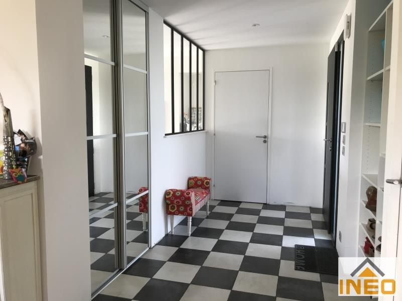 Vente maison / villa Pleumeleuc 380000€ - Photo 4