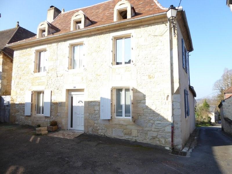 Sale house / villa Thenon 128000€ - Picture 1