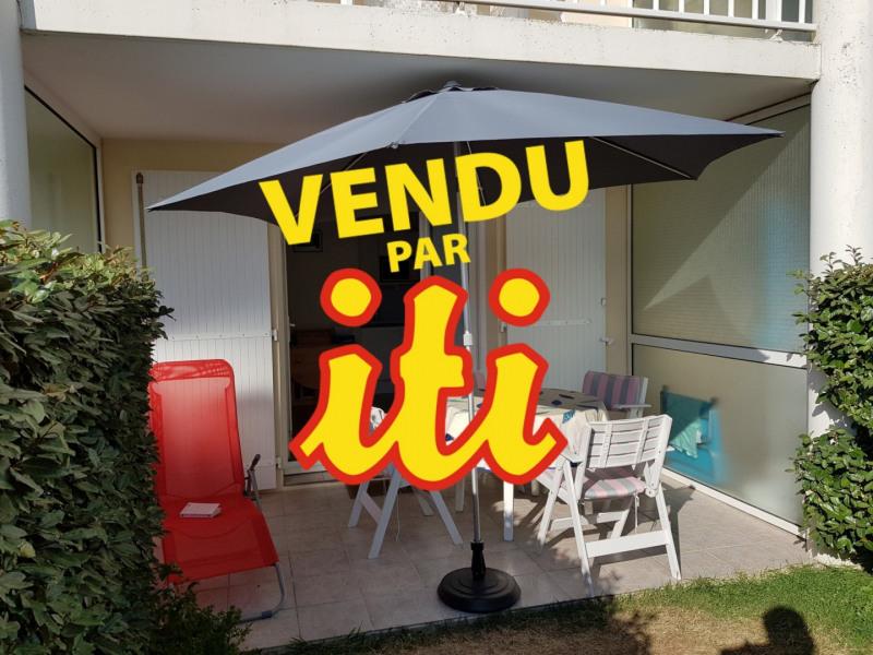 Vente appartement Chateau d olonne 101500€ - Photo 1