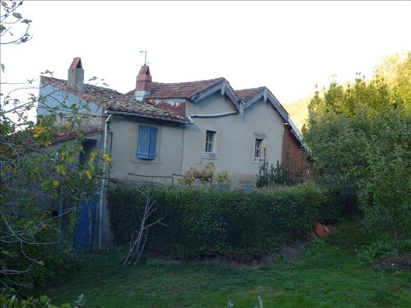 Sale house / villa Mazamet 59000€ - Picture 2