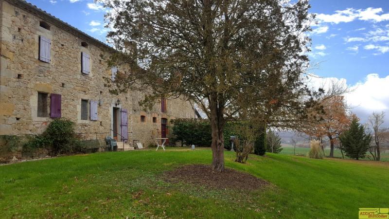 Vente maison / villa Secteur cuq toulza 388000€ - Photo 4
