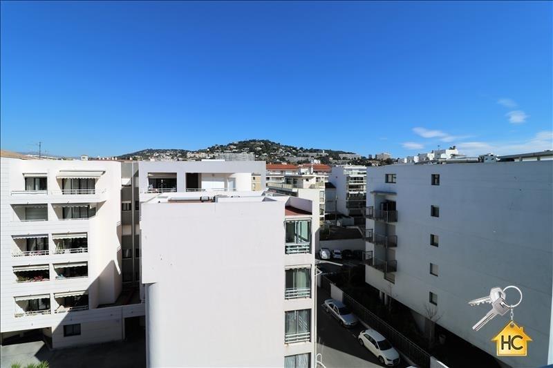 Vendita appartamento Cannes 371000€ - Fotografia 2