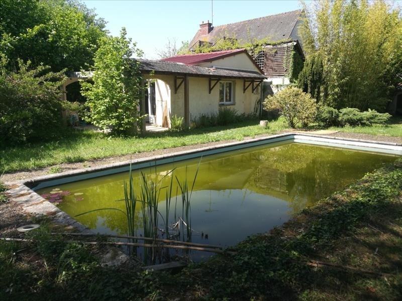 Vente maison / villa Bois le roi 520000€ - Photo 2