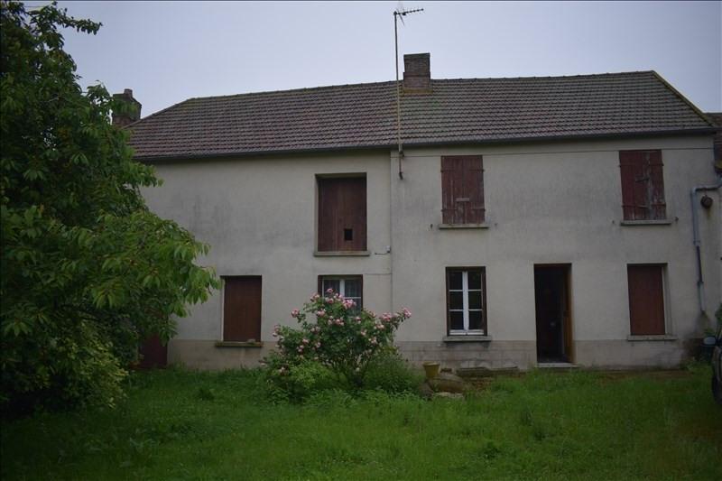Sale house / villa Lommoye 143000€ - Picture 1
