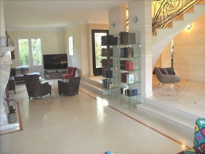 Sale house / villa Le raincy 985000€ - Picture 4