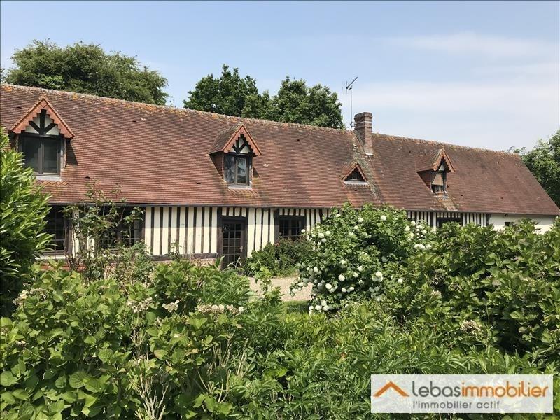 Vente maison / villa Doudeville 213700€ - Photo 1