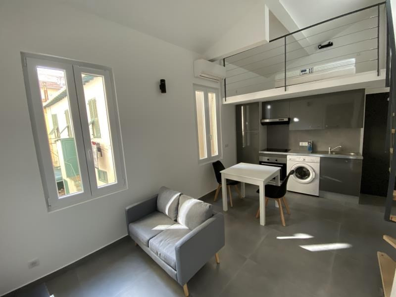 Location appartement Nice 770€ CC - Photo 1