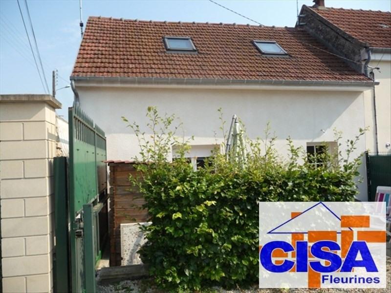 Rental house / villa Cinqueux 690€ CC - Picture 2