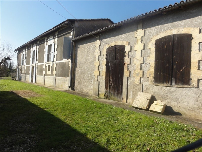 Venta  casa Podensac 299330€ - Fotografía 3