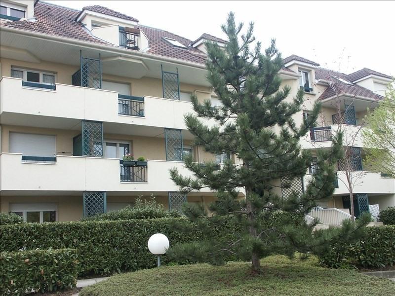 Rental apartment Gif sur yvette 660€ CC - Picture 1