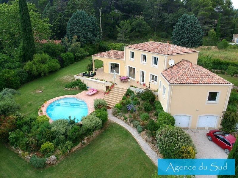 Vente de prestige maison / villa Greasque 880 000€ - Photo 4