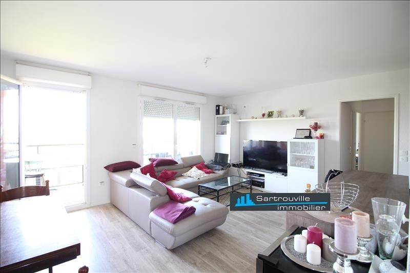 Vente appartement Sartrouville 299 000€ - Photo 2