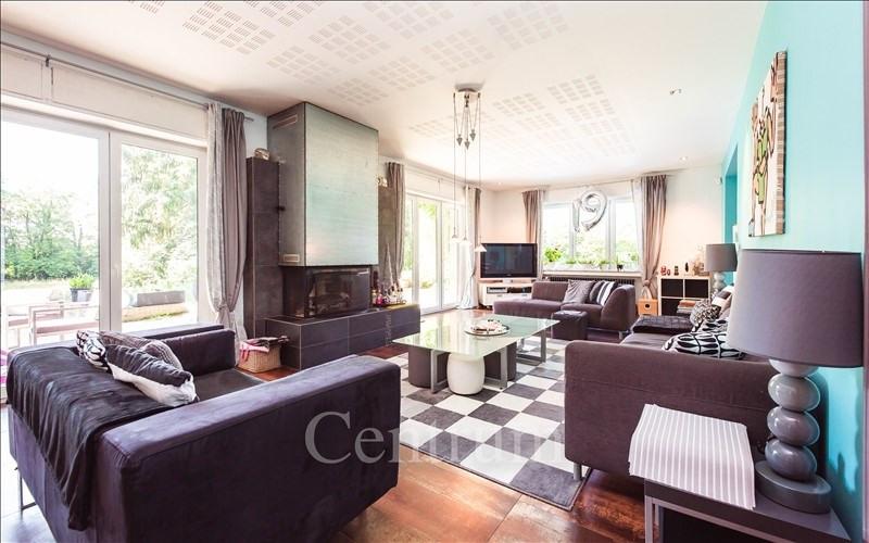 Deluxe sale house / villa Richemont 799000€ - Picture 2