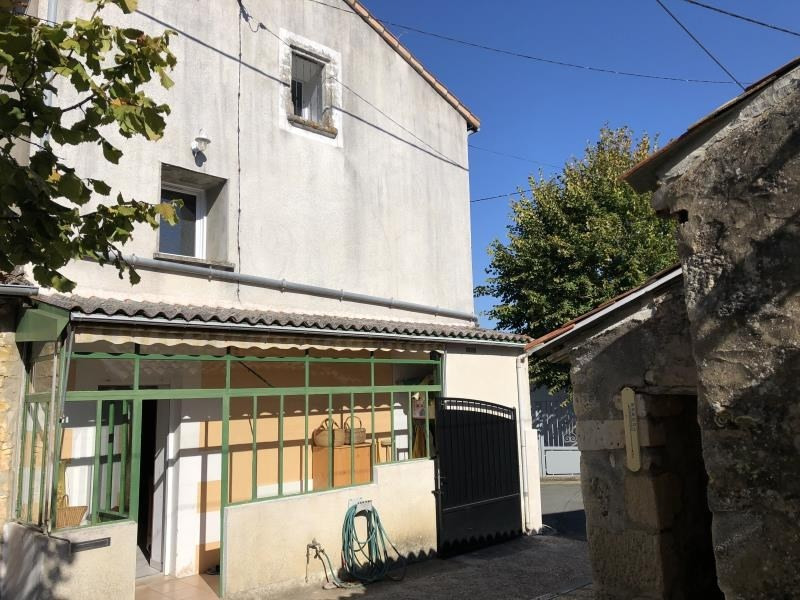 Sale house / villa St benoit 195 000€ - Picture 1