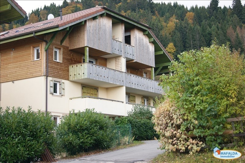 Rental apartment Mont saxonnex 800€ CC - Picture 6