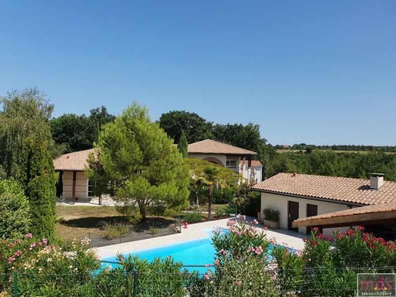 Deluxe sale house / villa Rouffiac-tolosan 709000€ - Picture 1