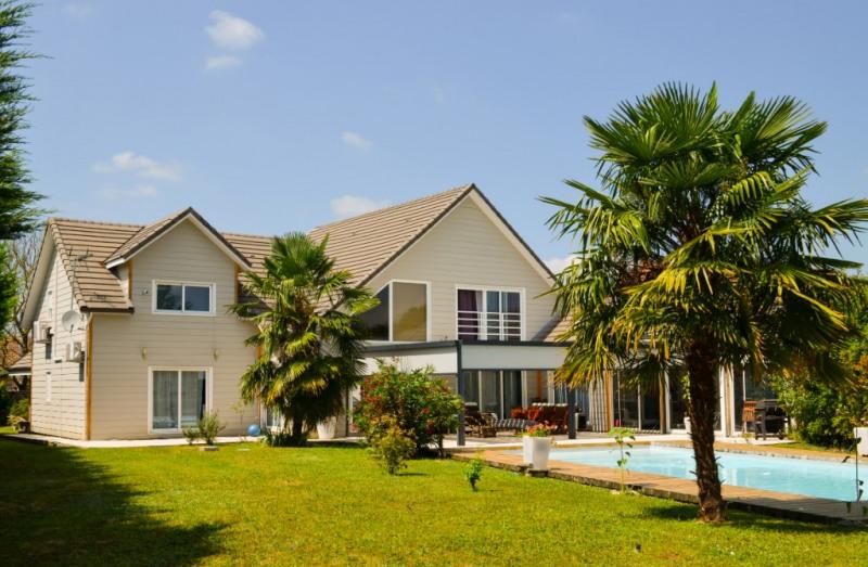 Belle maison d'architecte sud est de pau