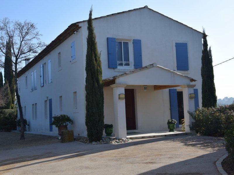 Deluxe sale house / villa Eguilles 2290000€ - Picture 3