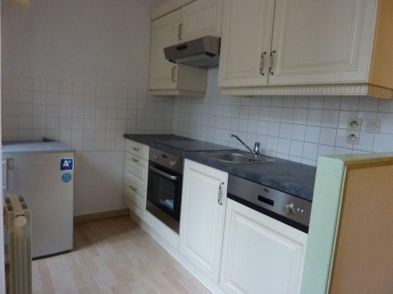 Rental apartment Pontivy 446€ CC - Picture 1