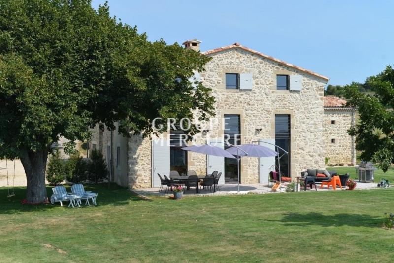 Vente de prestige maison / villa Tournon sur rhone 810000€ - Photo 5