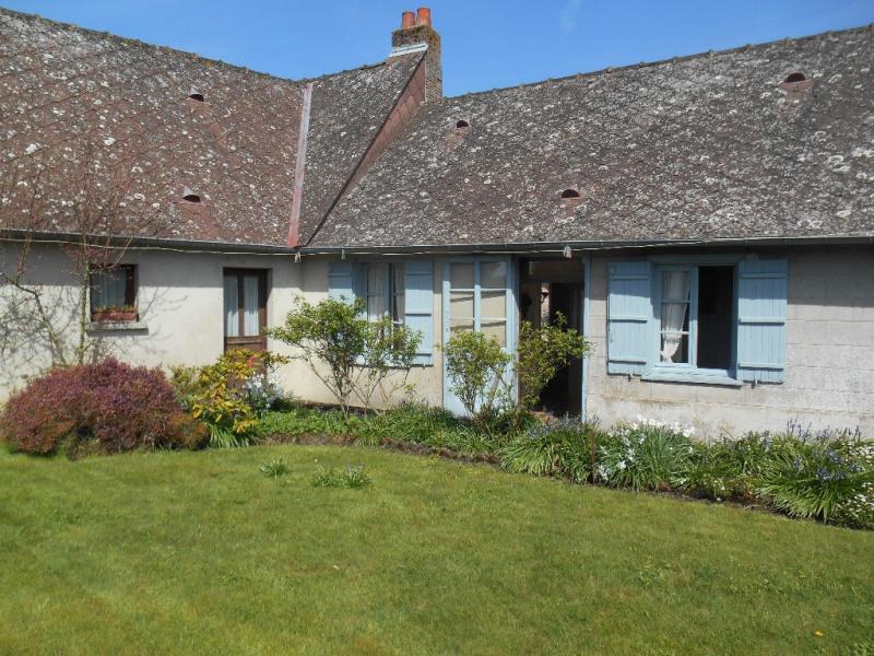 Vendita casa Halloy 122000€ - Fotografia 1