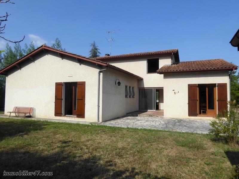 Vente maison / villa Ste livrade sur lot 169900€ - Photo 3