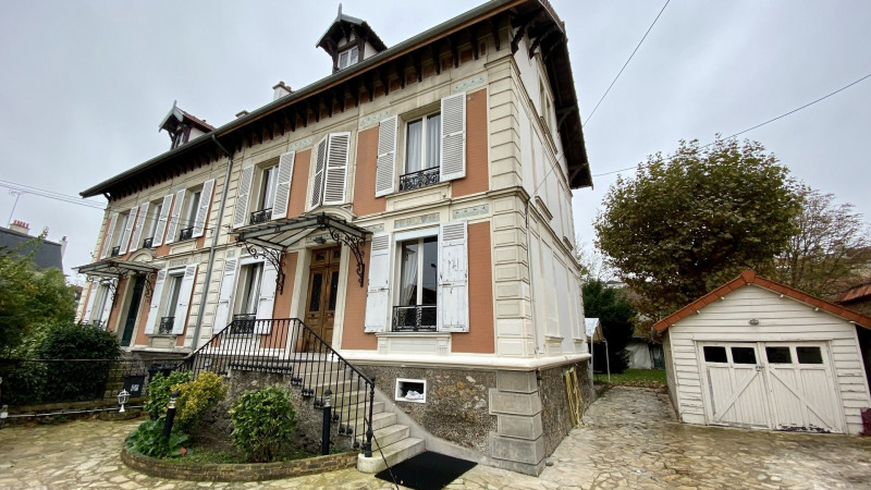 Vente maison / villa Villemomble 729000€ - Photo 1
