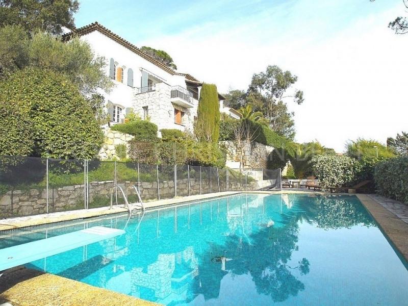 Vente de prestige maison / villa Mandelieu 1450000€ - Photo 1