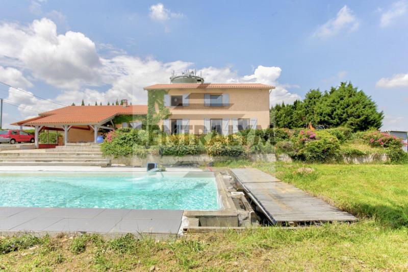 Vente de prestige maison / villa Taluyers 672000€ - Photo 14