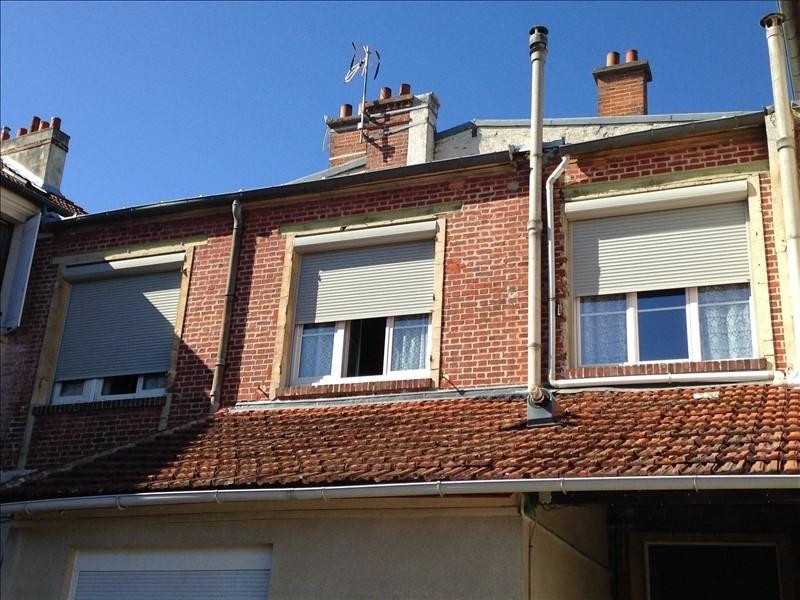 Vente appartement Nanteuil les meaux 108000€ - Photo 1