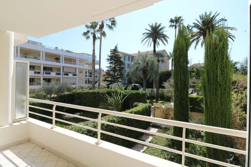 Sale apartment Cannes 415000€ - Picture 1