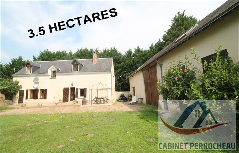 Sale house / villa La chartre sur le loir 213000€ - Picture 1