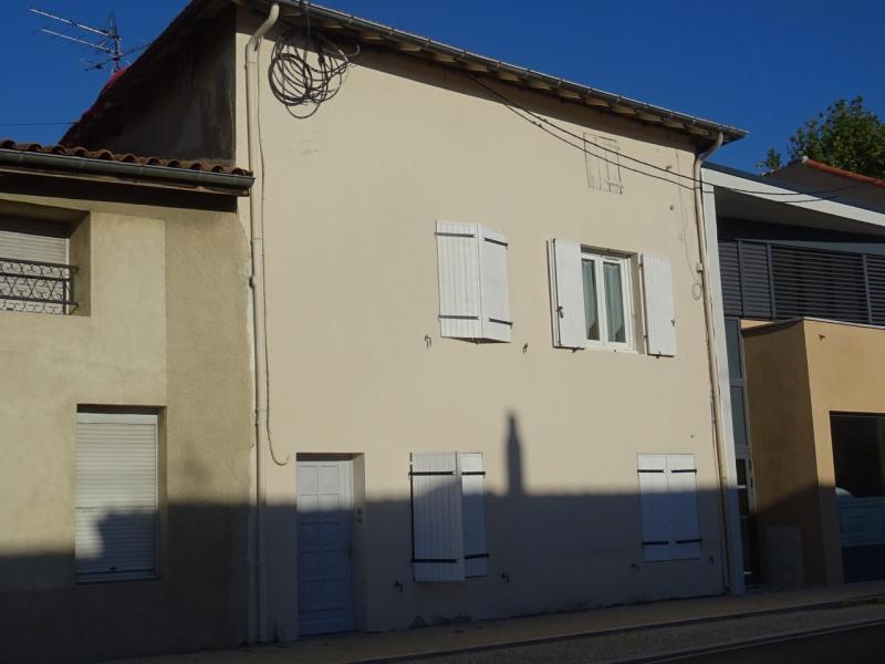 Produit d'investissement immeuble Pont-de-l'isère 161290€ - Photo 1