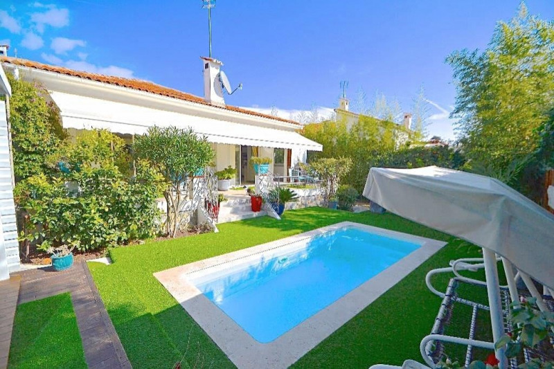 Sale house / villa Juan-les-pins 980 000€ - Picture 1