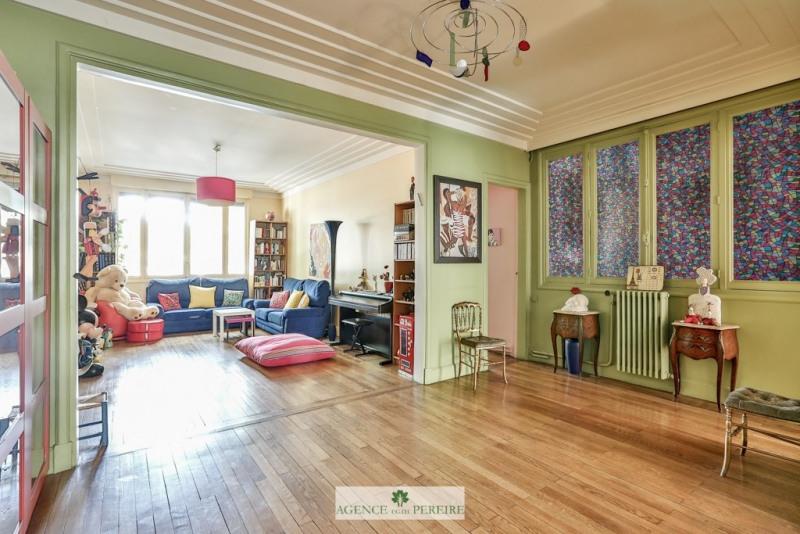 Vente de prestige appartement Paris 17ème 1390000€ - Photo 3