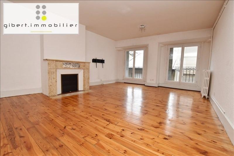 Sale apartment Le puy en velay 117500€ - Picture 2