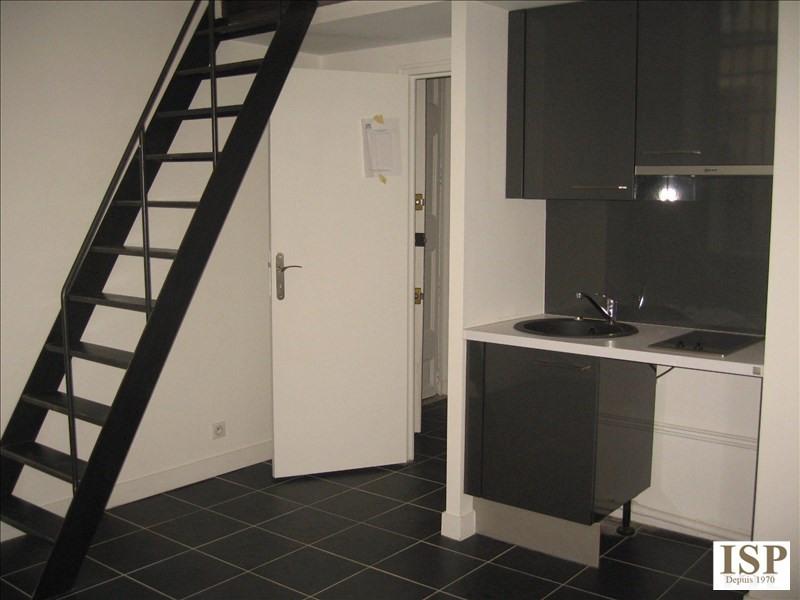 Appartement aix en provence - 1 pièce (s) - 20.42 m²