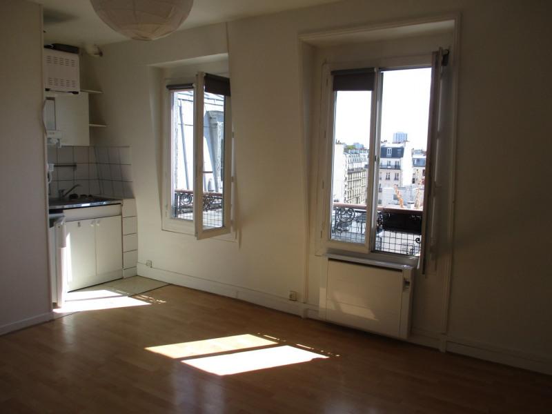 Venta  apartamento Paris 18ème 280000€ - Fotografía 5