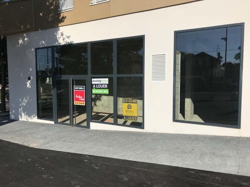 Rental empty room/storage Caen 850€ HT/HC - Picture 1